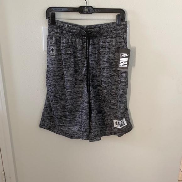 NWT NBA medium shorts